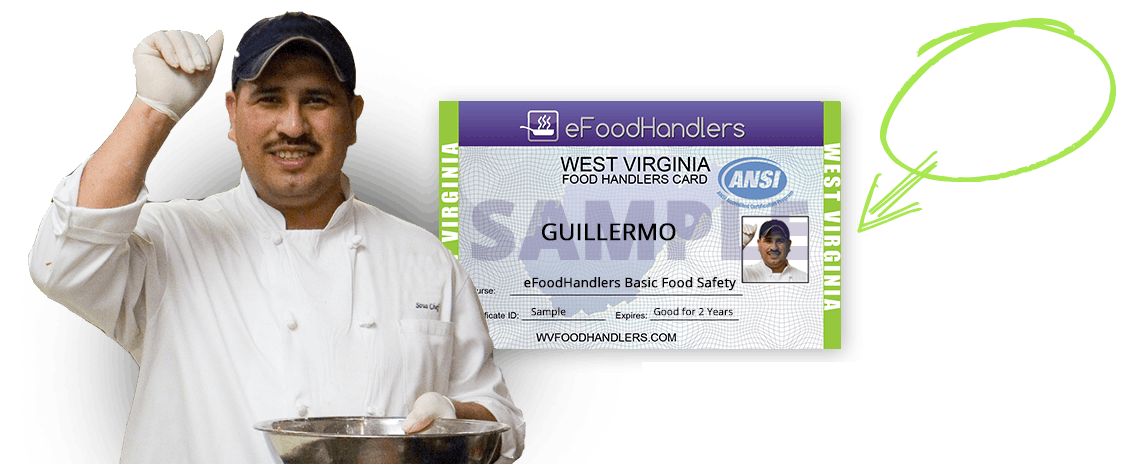 West Virginia Food Handlers Card Efoodhandlers 7