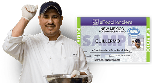 Get a Food Handlers Card from the fastest, easiest online course for food handlers in WEST VIRGINIA. Trust a National Leader. Your Food Handlers card is ...